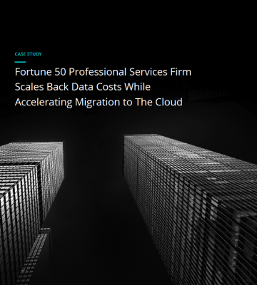 Cribl Case Study - Fortune 50 firm