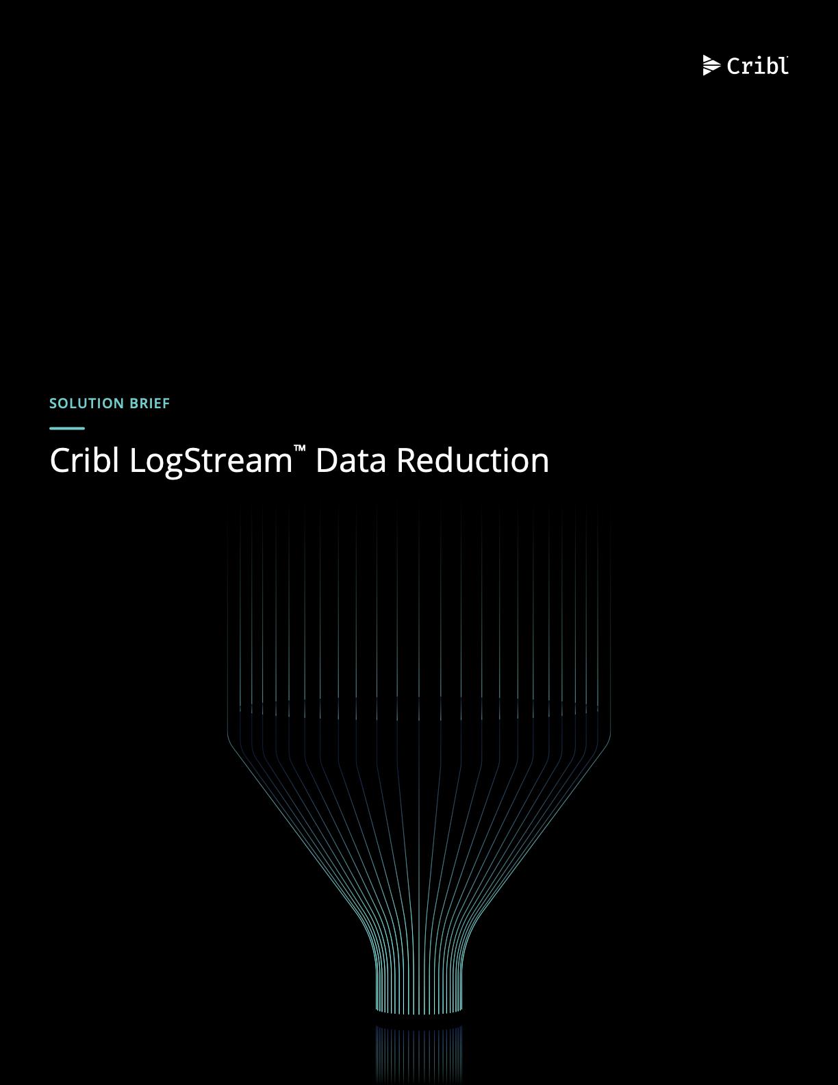 LogStream Data Reduction