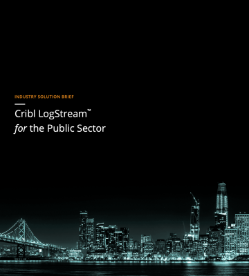 LogStream for the Public Sector